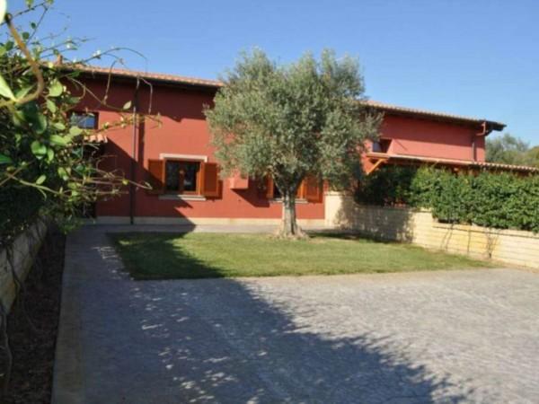 Villa in vendita a Roma, Ponte Galeria, Con giardino, 140 mq - Foto 17