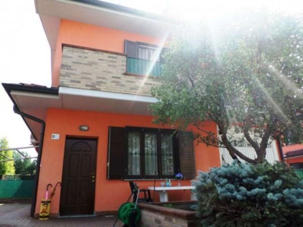 Villa in vendita a Chieve, Residenziale, Con giardino, 155 mq - Foto 33