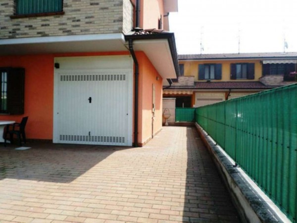 Villa in vendita a Chieve, Residenziale, Con giardino, 155 mq - Foto 3