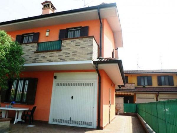 Villa in vendita a Chieve, Residenziale, Con giardino, 155 mq - Foto 2