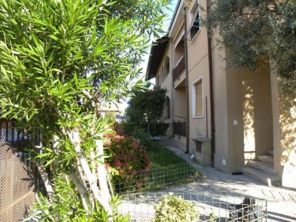Appartamento in vendita a Desio, Con giardino, 100 mq