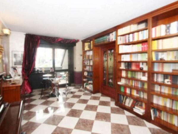 Appartamento in vendita a Torino, Con giardino, 170 mq - Foto 15