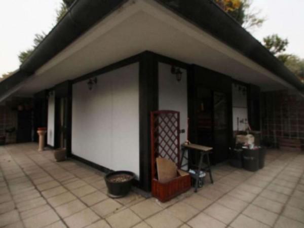Appartamento in vendita a Torino, Con giardino, 170 mq - Foto 3