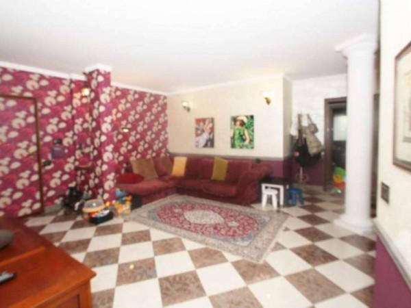 Appartamento in vendita a Torino, Con giardino, 170 mq - Foto 17