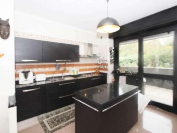 Appartamento in vendita a Torino, Con giardino, 170 mq - Foto 12