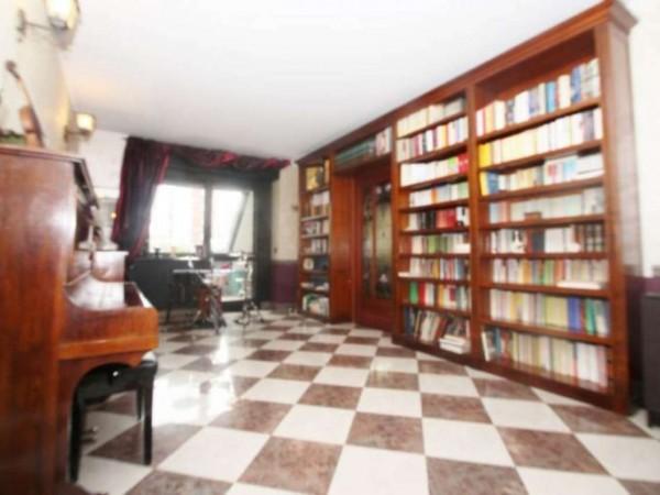 Appartamento in vendita a Torino, Con giardino, 170 mq - Foto 16