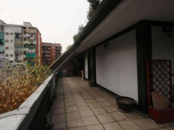 Appartamento in vendita a Torino, Con giardino, 170 mq - Foto 2