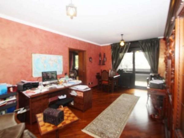 Appartamento in vendita a Torino, Con giardino, 170 mq - Foto 9