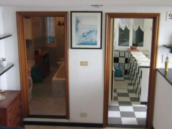 Appartamento in vendita a Camogli, Ruta, Con giardino, 65 mq - Foto 20