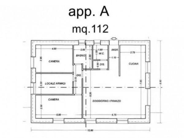 Villa in vendita a Zoagli, Prima Collina Fronte Mare, Con giardino, 232 mq - Foto 9