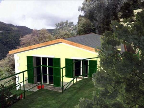 Villa in vendita a Zoagli, Prima Collina Fronte Mare, Con giardino, 232 mq - Foto 14