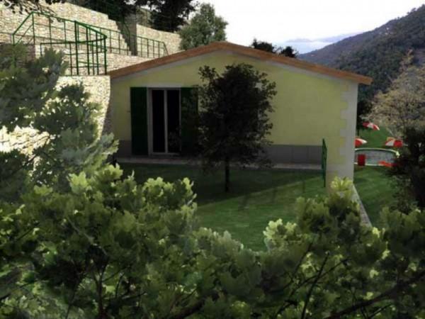 Villa in vendita a Zoagli, Prima Collina Fronte Mare, Con giardino, 232 mq - Foto 15