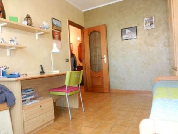Appartamento in vendita a Venaria Reale, Centro Commerciale, Con giardino, 110 mq - Foto 15
