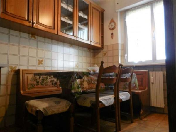 Appartamento in vendita a Venaria Reale, Centro Commerciale, Con giardino, 110 mq - Foto 17