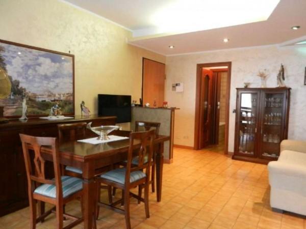 Appartamento in vendita a Venaria Reale, Centro Commerciale, Con giardino, 110 mq - Foto 19