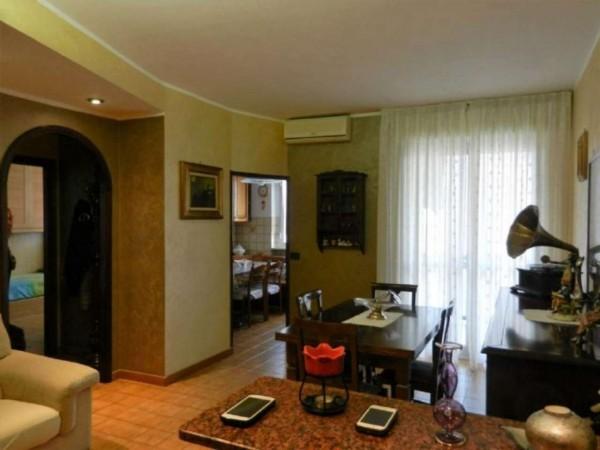 Appartamento in vendita a Venaria Reale, Centro Commerciale, Con giardino, 110 mq - Foto 23