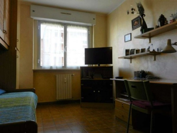 Appartamento in vendita a Venaria Reale, Centro Commerciale, Con giardino, 110 mq - Foto 16