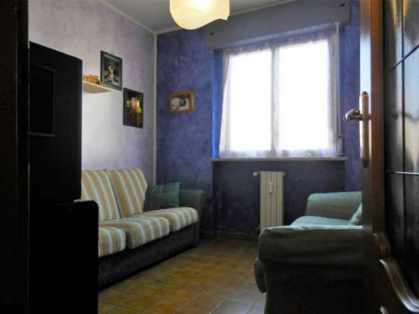 Appartamento in vendita a Venaria Reale, Centro Commerciale, Con giardino, 110 mq - Foto 13