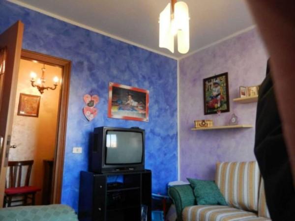 Appartamento in vendita a Venaria Reale, Centro Commerciale, Con giardino, 110 mq - Foto 12