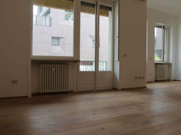 Appartamento in vendita a Milano, Repubblica, 120 mq - Foto 12