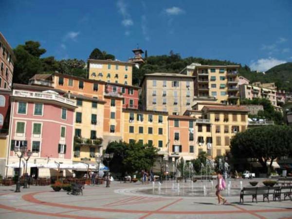Appartamento in vendita a Zoagli, Prima Collina Fronte Mare, Con giardino, 120 mq - Foto 16