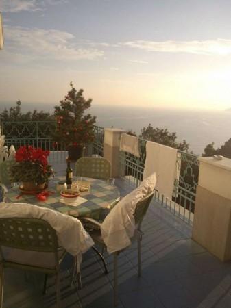 Appartamento in vendita a Zoagli, Prima Collina Fronte Mare, Con giardino, 120 mq - Foto 15