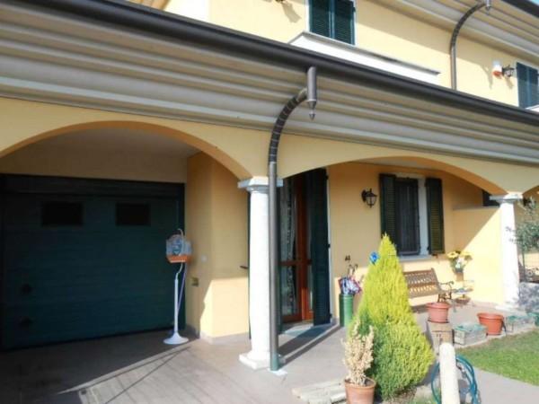 Villetta a schiera in vendita a Pandino, Residenziale A 1km Da Pandino, Con giardino, 165 mq