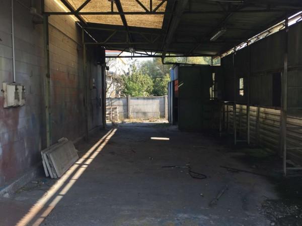 Capannone in vendita a Leinì, Con giardino, 500 mq - Foto 9
