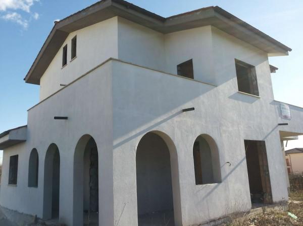 Villa in vendita a Calcata, Con giardino, 100 mq