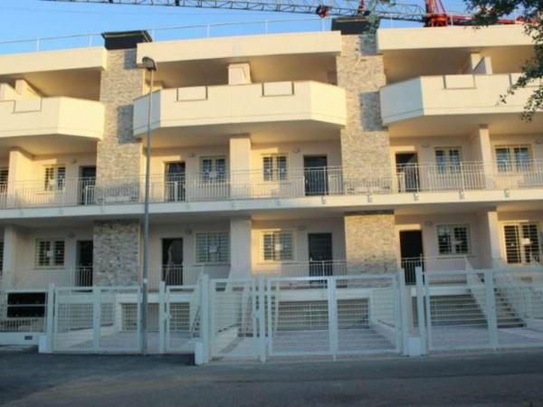 Appartamento in vendita a Roma, Valle Muricana, Con giardino, 80 mq - Foto 4