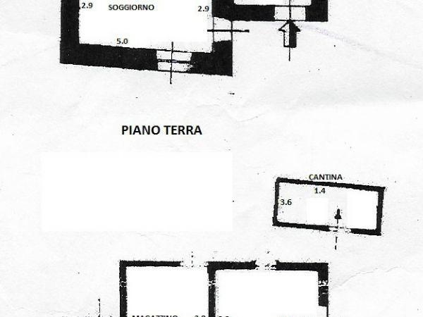 Casa indipendente in vendita a Recco, San Rocco, Con giardino, 150 mq - Foto 8