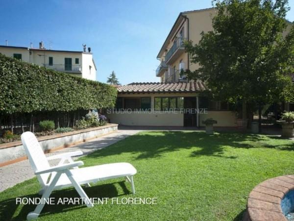 Appartamento in affitto a Firenze, Arredato, con giardino, 42 mq