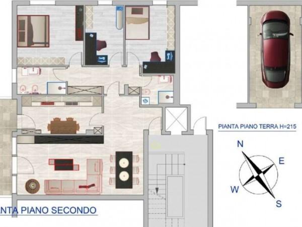 Appartamento in vendita a Padova, Con giardino, 90 mq - Foto 1