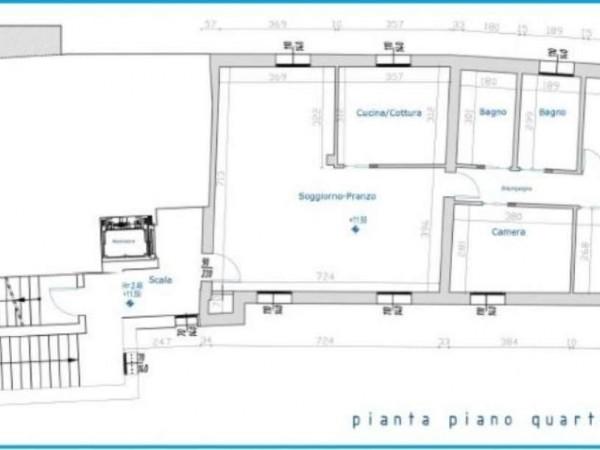 Appartamento in vendita a Padova, Savonarola, Con giardino, 125 mq - Foto 2