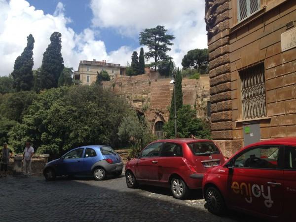 Locale Commerciale  in vendita a Roma, Piazza Della Consolazione, 220 mq - Foto 6