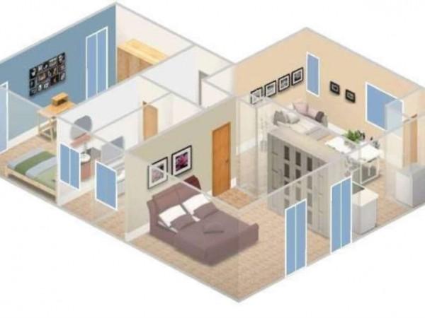 Appartamento in vendita a Caserta, Stazione, Università, 65 mq - Foto 2