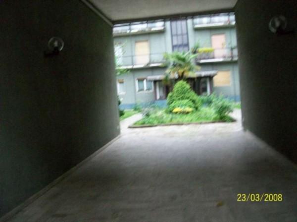 Appartamento in affitto a Monza, Buonarroti, 90 mq