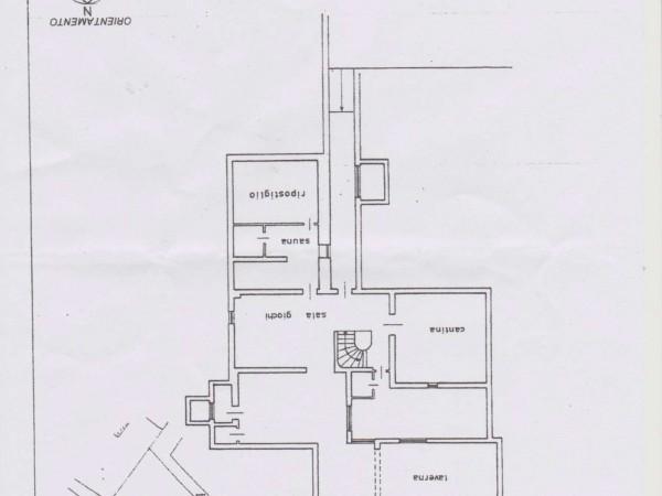 Casa indipendente in vendita a Lesmo, California, 940 mq - Foto 5