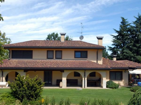 Casa indipendente in vendita a Lesmo, California, 940 mq - Foto 22