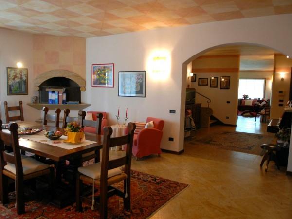 Casa indipendente in vendita a Lesmo, California, 940 mq - Foto 11