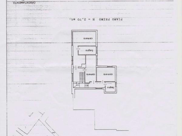 Casa indipendente in vendita a Lesmo, California, 940 mq - Foto 4