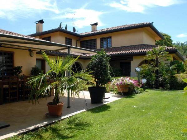 Casa indipendente in vendita a Lesmo, California, 940 mq - Foto 21