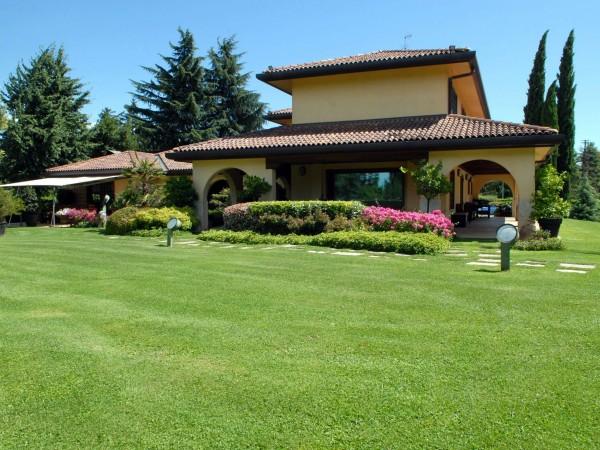 Casa indipendente in vendita a Lesmo, California, 940 mq - Foto 26