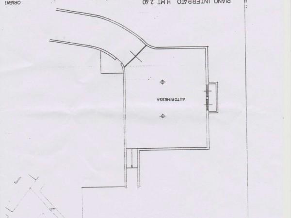 Casa indipendente in vendita a Lesmo, California, 940 mq - Foto 3