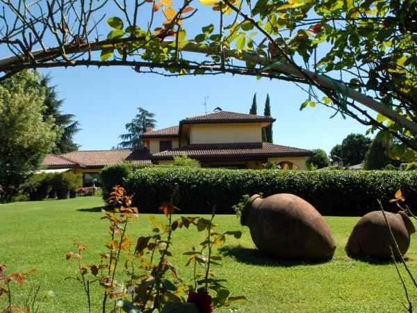 Casa indipendente in vendita a Lesmo, California, 940 mq - Foto 27
