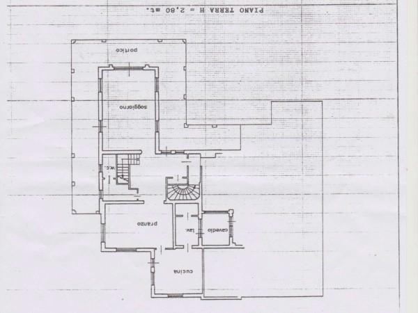 Casa indipendente in vendita a Lesmo, California, 940 mq - Foto 6