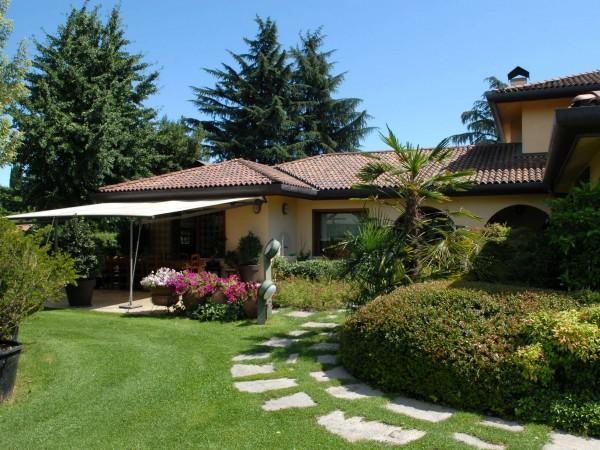 Casa indipendente in vendita a Lesmo, California, 940 mq - Foto 24
