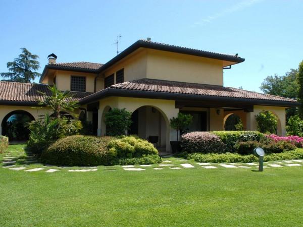 Casa indipendente in vendita a Lesmo, California, 940 mq - Foto 25