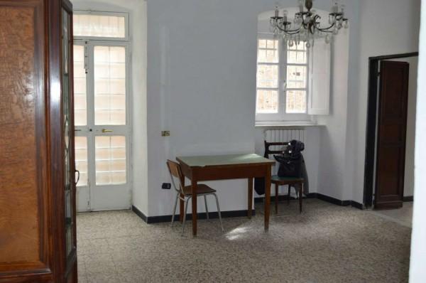 Appartamento in vendita a Camogli, Boschetto, Con giardino, 80 mq