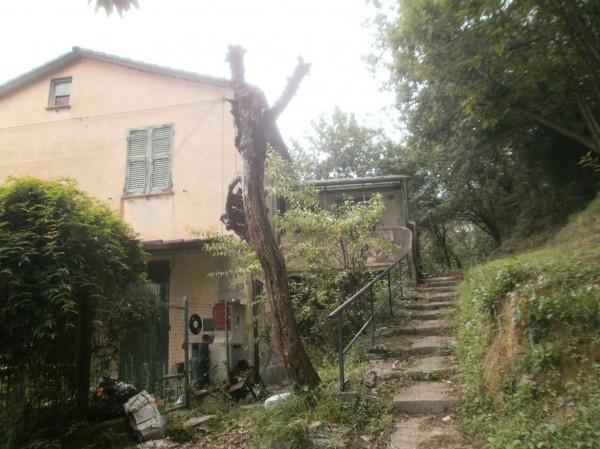 Rustico/Casale in vendita a Uscio, Borissa, Con giardino, 150 mq